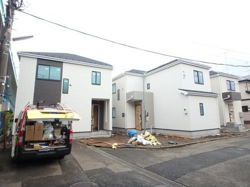 【VR施工例対応物件】昭島市中神町2丁目 新築分譲住宅 全3棟